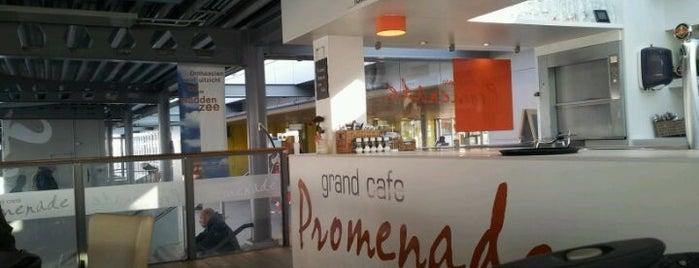 Grand Café Promenade is one of Tempat yang Disukai Carel.