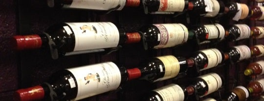 Wine Club is one of Establishments to Frequent.