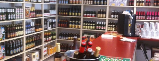 The Beer Shop is one of Llocs per repetir.