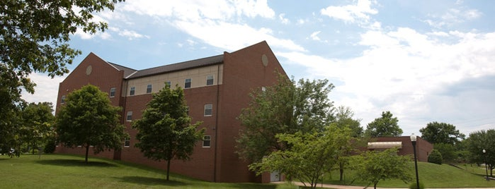 Meredith Hall is one of Campus Tour.