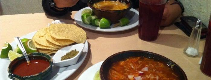 Oaxa-K is one of Mis Mejores Restaurantes 🍽 Ciudad de Mexico.