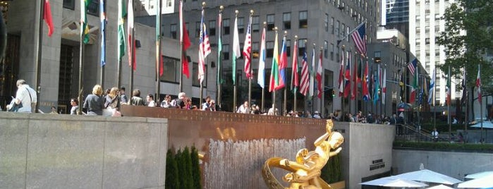 Rockefeller Center is one of Great Venues To Visit....