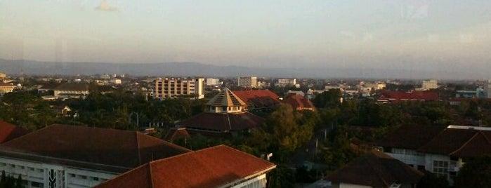 Pertamina Tower FEB UGM is one of Universitas Gadjah Mada.