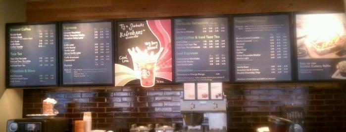 Starbucks is one of Boston.