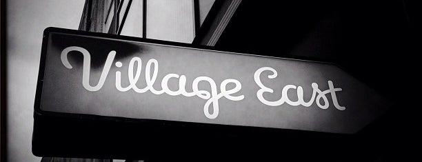 Village East is one of Favorite Restaurants.