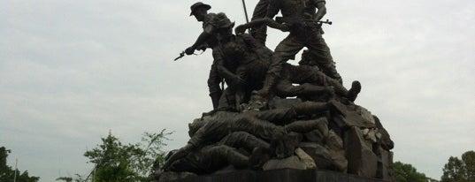 National Monument (Tugu Negara) is one of แวะเที่ยว Kuala Lumpur, Malaysia (3).