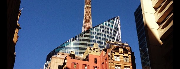 Sydney Tower Eye is one of Great Family Holiday Attractions Around Australia.