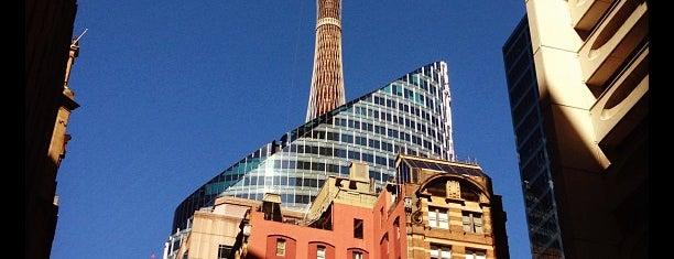Sydney Tower Eye is one of Last visit 2012.