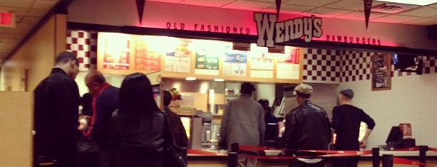 Wendy's is one of Temple University.