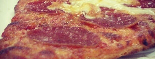 Exclusive Pizza is one of Pizza-To-Do List.