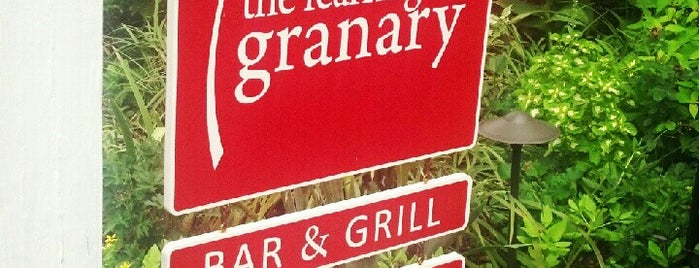 The Fearrington Granary is one of NC Beer Month.