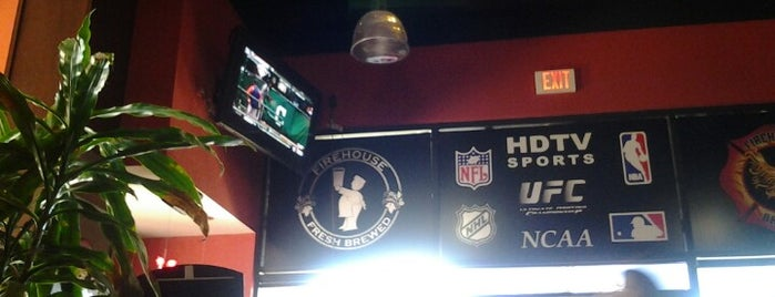 FireHouse Grill & Brewery is one of SF Bay Area Brewpubs/Taprooms.