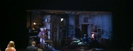 Geva Theatre is one of Roc.