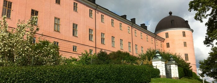 Uppsala Slott is one of Uppsala: City of Students #4sqcities.
