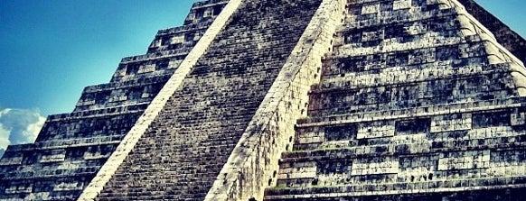 Zona Arqueológica de Chichén Itzá is one of Explore the Mayan Paradise: Cancún #4sqCities.