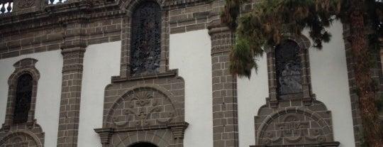 Basilica Del Pino is one of Gran Canaria.