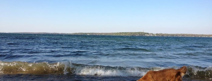 Gull Point State Park is one of Iowa: State and National Parks.