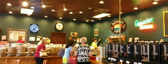 Baltimore Coffee & Tea Company is one of More Coffee PLEASE!.