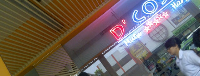 D'Cost Seafood is one of Food Spots @Bandung.