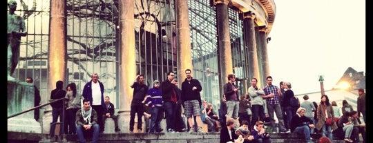 Brussels - Comptoir des cotonniers avenue louise ...