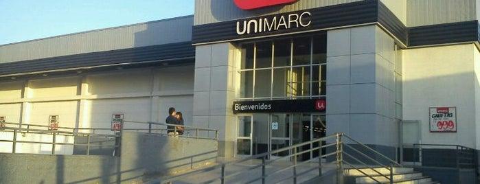Unimarc is one of Los mejores lugar para ir a comer..