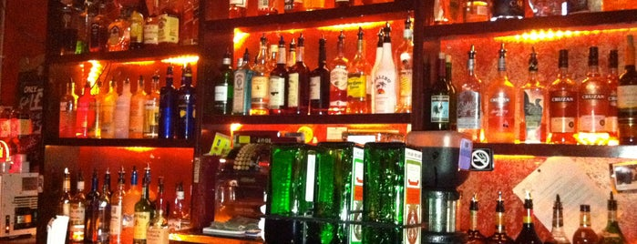 The SKINnY Bar & Lounge is one of Nightlife to go.