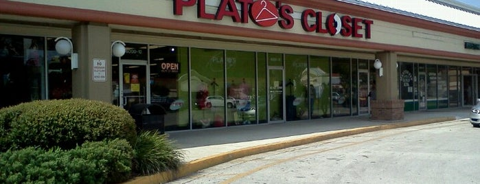 Platos Closet Is One Of The 15 Best Clothing Stores In Jacksonville.