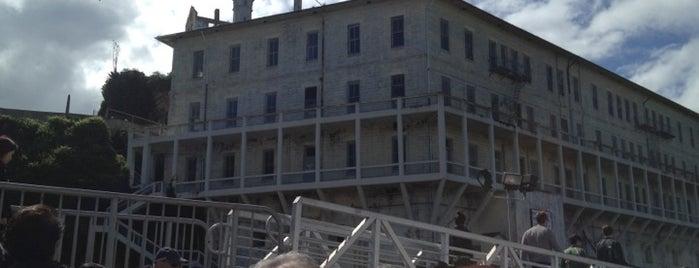 Alcatraz Island is one of USA Trip 2013 - The West.