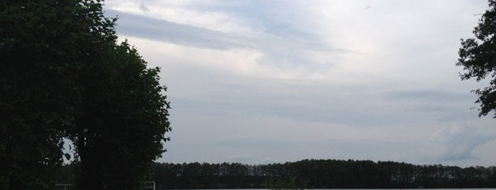 Strandbad am Rahmersee is one of Brandenburg Blog.