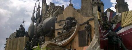 Cebu Heritage Monument is one of Certified Cebu.