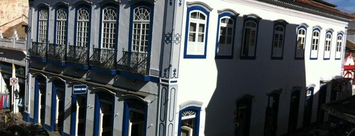 Centro Histórico de São João del Rei is one of Guia turístico São João Del Rei.