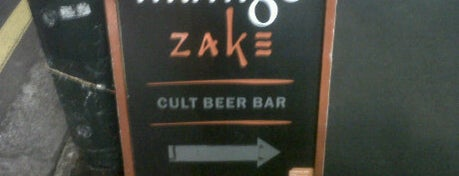 Hashigo Zake is one of Places with Personality in Wellington.