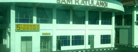 Sam Ratulangi International Airport (MDC) is one of Airports of the World.