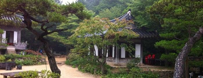 Nakseonjae is one of 한국 맛집 멋집.