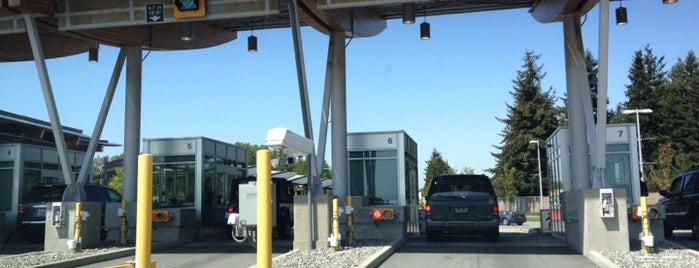 Canada Border Services Agency is one of Bristish Columbia.