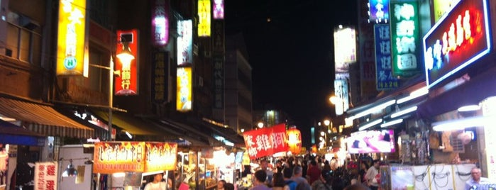 Guangzhou Street Night Market is one of Taipei Travel - 台北旅行.