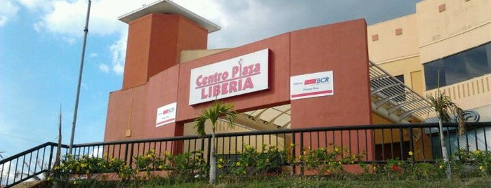 Centro Plaza Liberia is one of Costa Rica.
