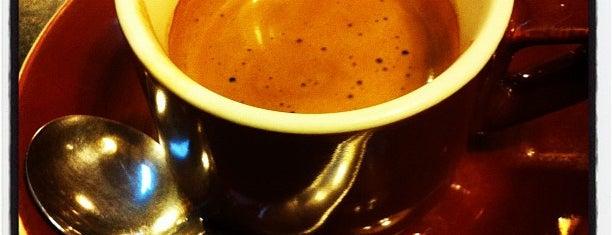 Gianfranco Gelateria e Caffe is one of Always Gourmet PERU, comer em Lima.