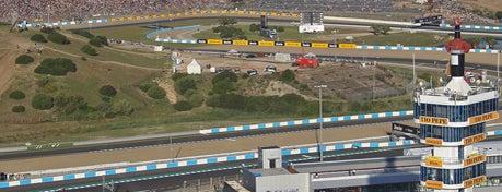 Circuiti automobilistici for Puerta 3 circuito jerez