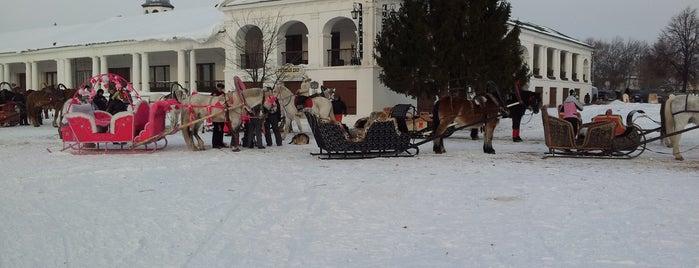 Суздальский кремль is one of разное.