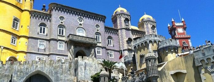 Palácio da Pena is one of Bucket List Places.