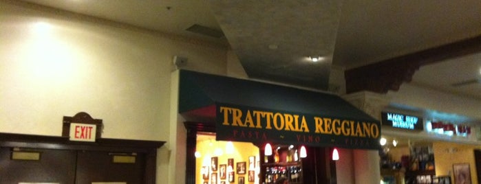 Trattoria Reggiano is one of Travel.