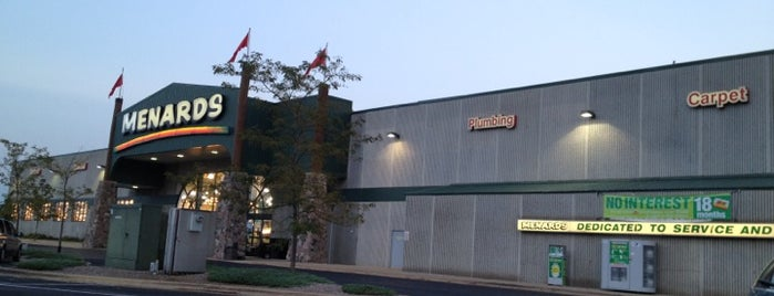 Menards is one of All-time favorites in United States.
