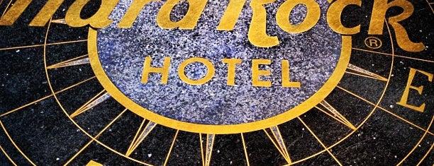 Hard Rock Hotel Las Vegas is one of Viva Las Vegas.