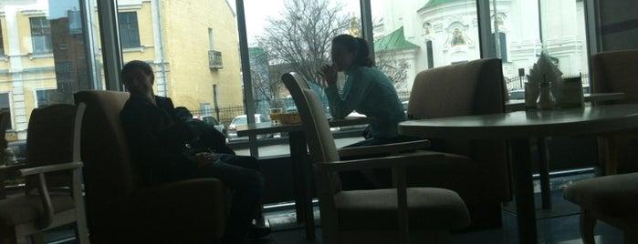 Solo Pizza is one of Cafe Kyiv (Kiev, Ukraine).