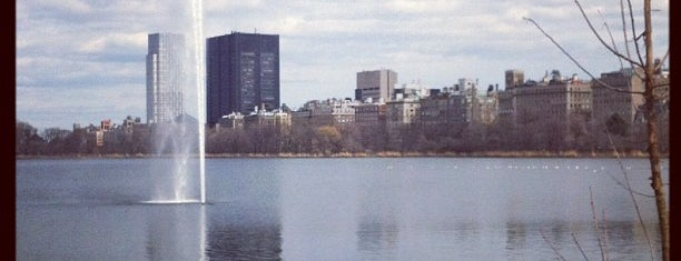 Jacqueline Kennedy Onassis Reservoir is one of Park Highlights of NYC.