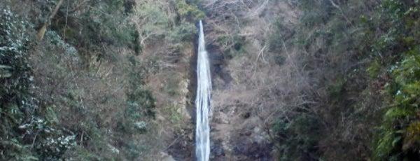 洒水の滝 is one of 日本の滝百選.