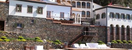 Ayışığı Manastırı | Agios Dimitrios ta Salina is one of AYVALIK #1 🏊🏄.