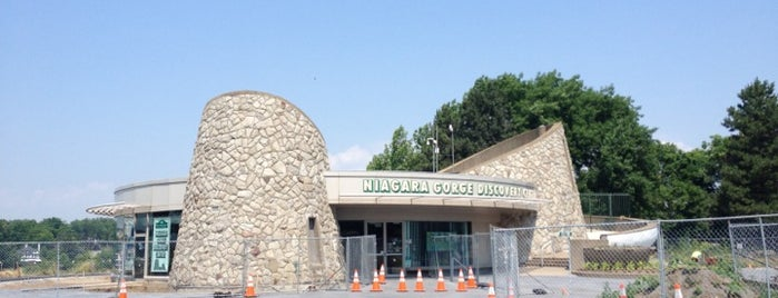 Niagara Gorge Discovery Center is one of Niagara Falls Trip.