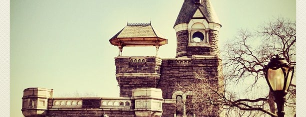 Belvedere Castle is one of Park Highlights of NYC.